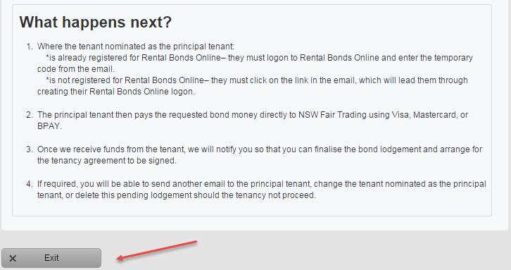 Help Detail Create New Bond